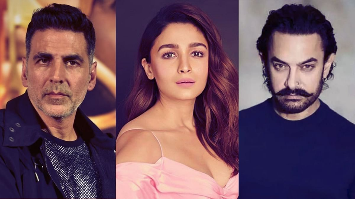 Bollywood celebs who tested positive for COVID-19 in second wave