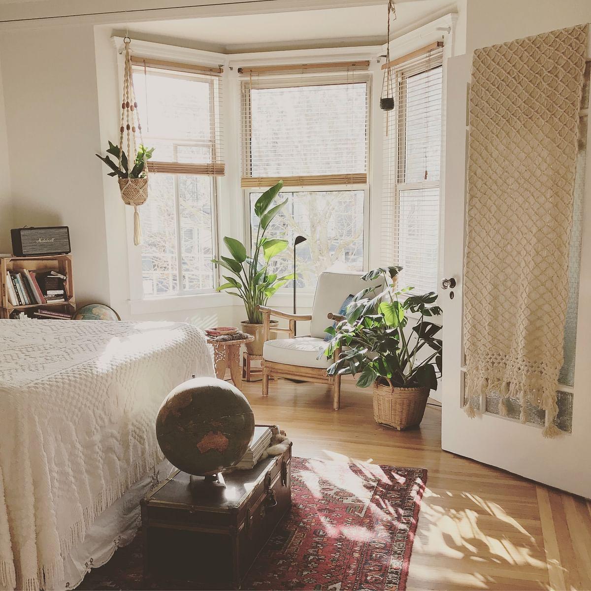 Cosier bedroom for better sleep