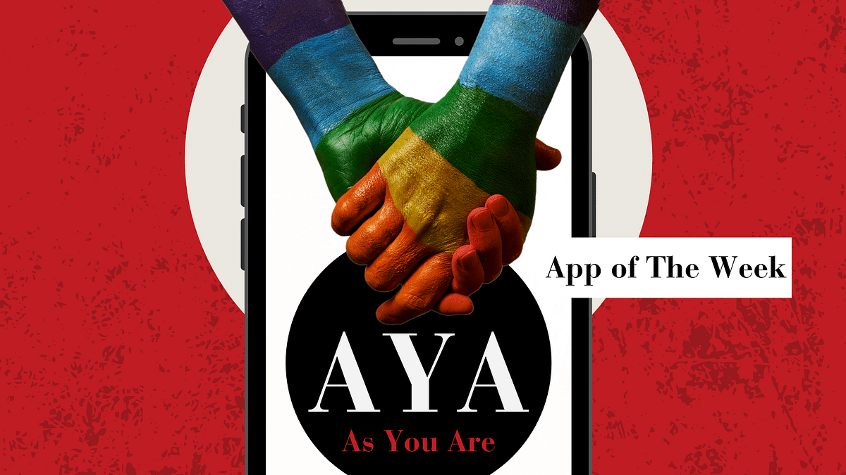 App of the Week: AYA - As You Are