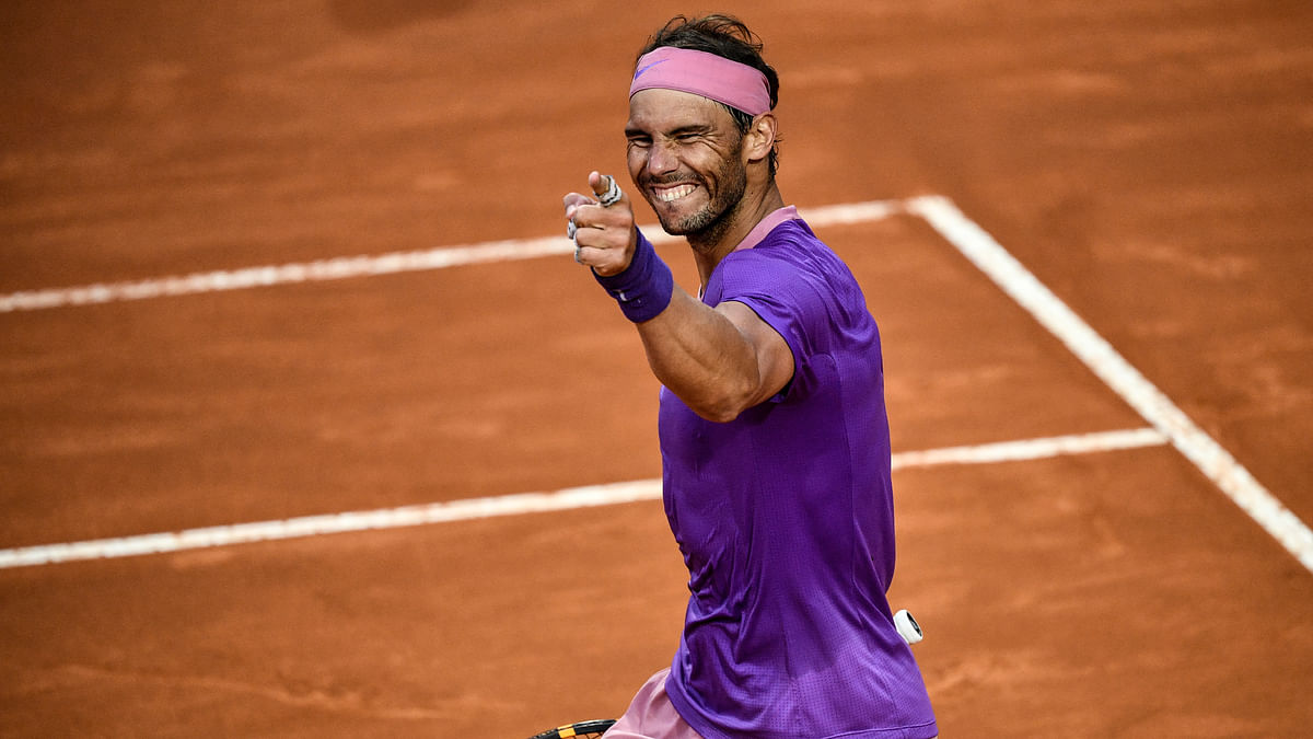 King of Clay: Rafael Nadal makes it perfect 10 in Italian Open