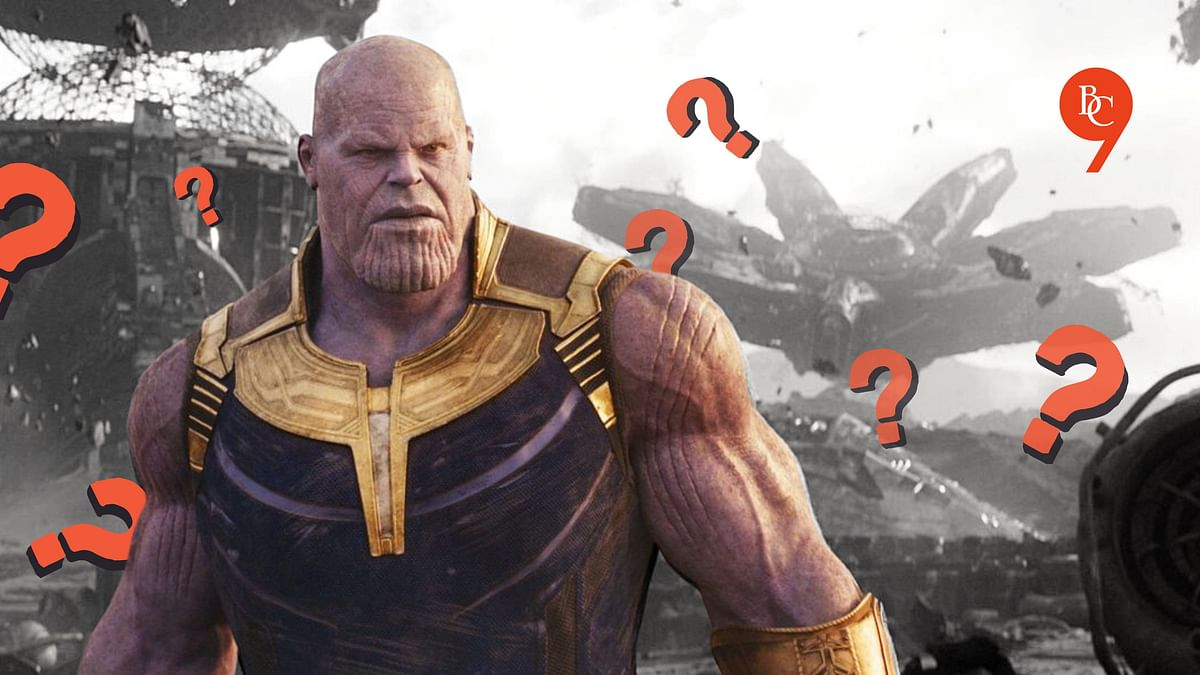 Conflicted about Thanos