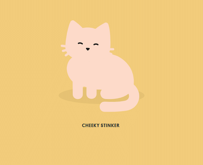 Tabby Cat is cute addition to your browser.