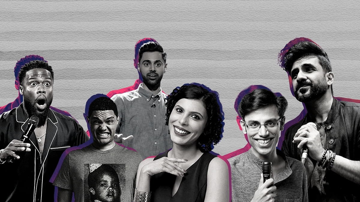 This weekend, laugh-it-out with these 6 stand-up comedy specials
