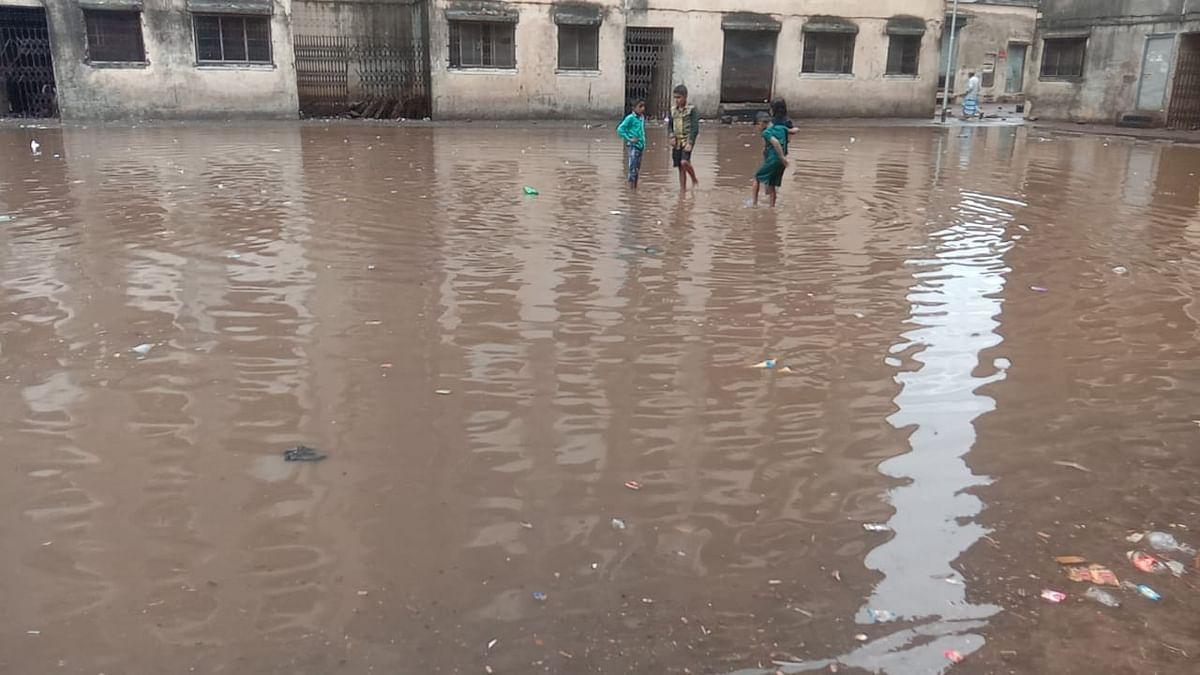 Heavy rains lash Mumbai amid Cyclone Tauktae