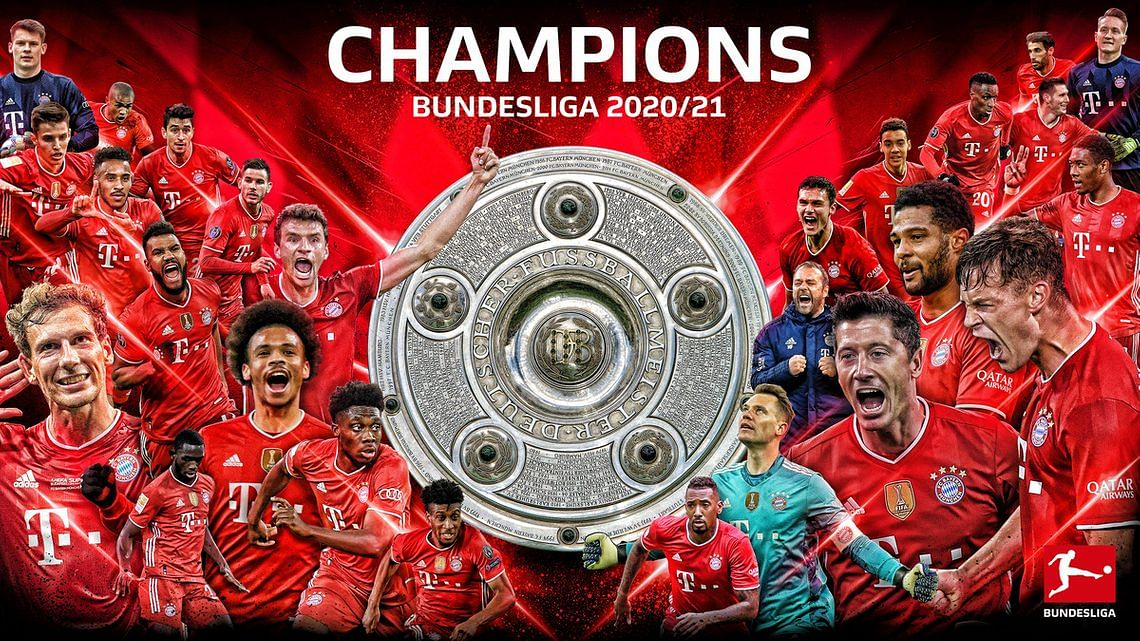 Nine titles in a row and counting: Why Bayern Munich are dominating Bundesliga