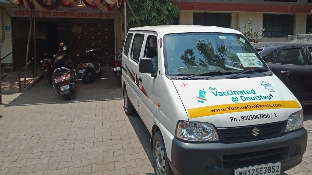 Now COVID vaccine at your doorstep: Pune deploys Vaccine on Wheels units