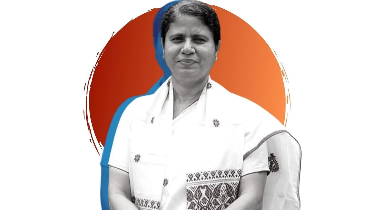 Ajanta Neog, Assam's first woman Finance Minister