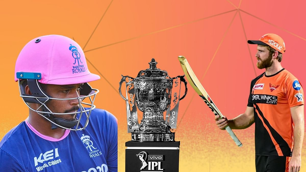 IPL 2021: With Williamson as captain, SRH look to rebound against RR