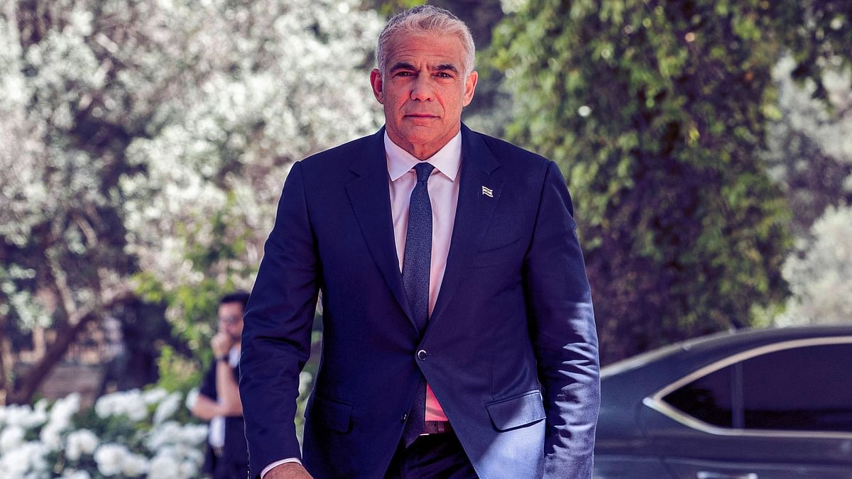 All you need to know about Israel's would-be Prime Minister Yair Lapid