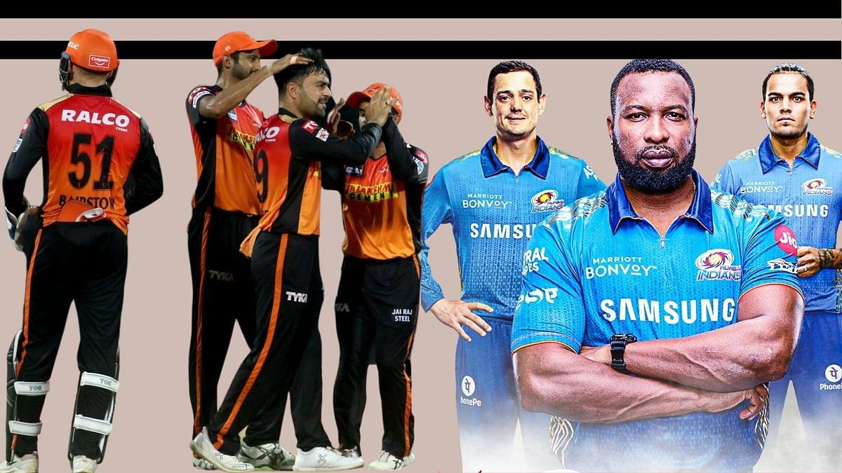IPL 2021: Uphill task for bottom-placed SRH against confident MI