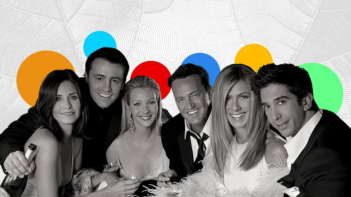 'Friends' has influenced a large part of the society