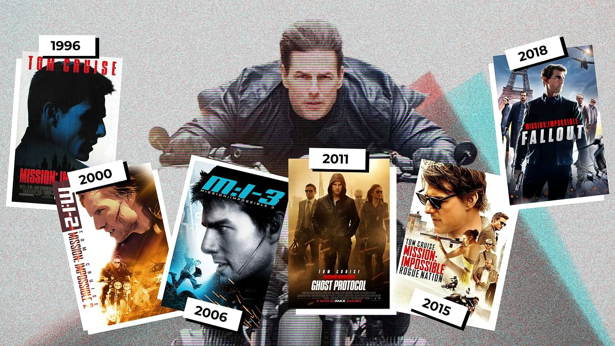 'Mission: Impossible,' 25 years of spy action