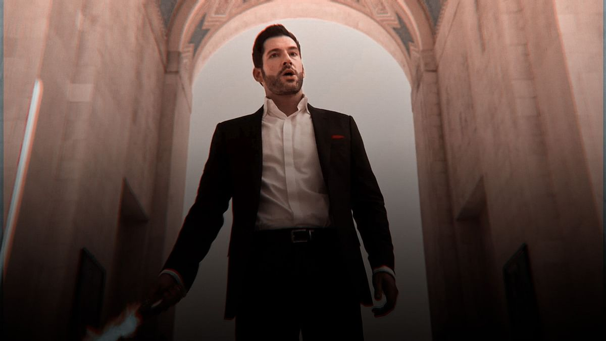 Screenshot of Lucifer Season 5B from Netflix