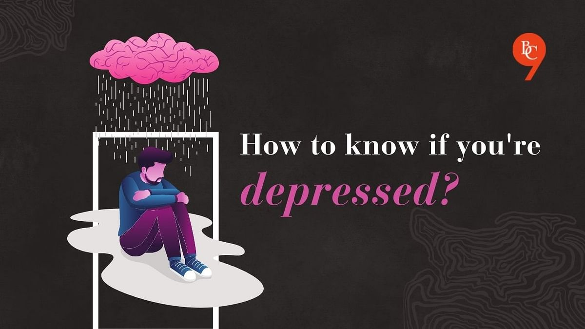 Am I actually depressed or am I feeling depressed?