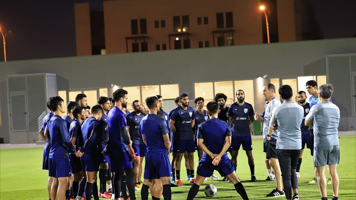 Asian Cup qualifiers: India aims to end campaign on a high note against Afghanistan