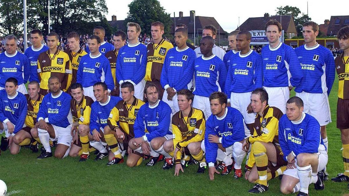 AFC Wimbledon's first team
