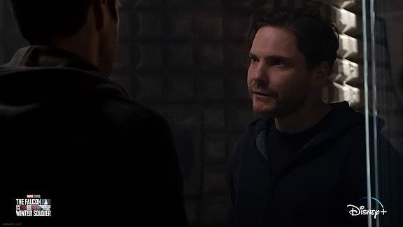 Baron Zemo helping Bucky and the new Captain America