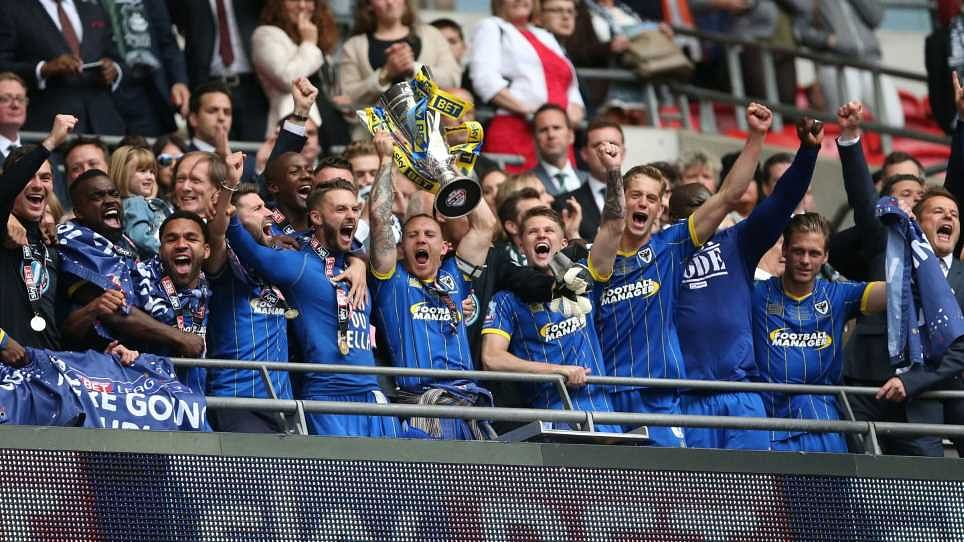 AFC Wimbledon: The true people's champions