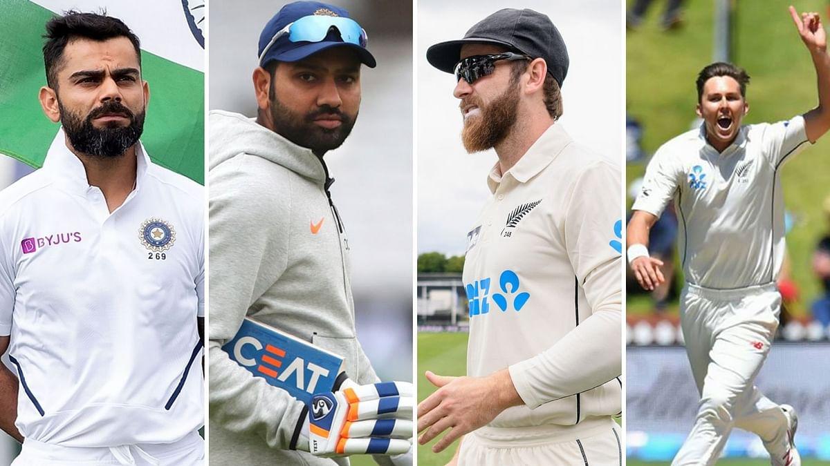 Virat Kohli led India will battle Kane Williamson's New Zealand in the debut World Test Championship (WTC) Final on June 18