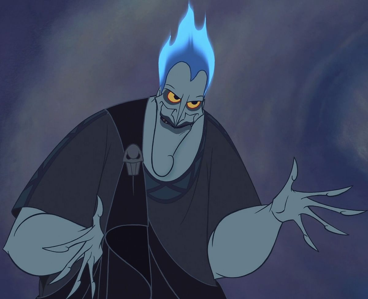 Disney's Hades is as close to Loki as it can get