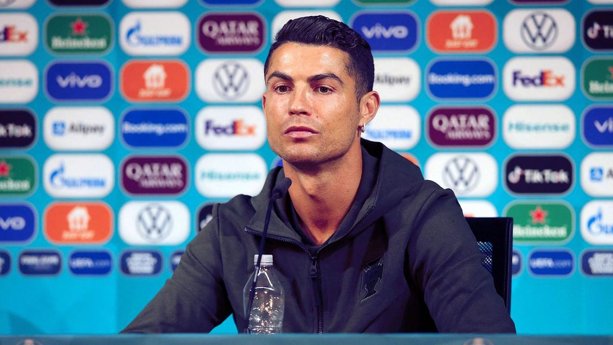 Coca-Cola loses billions over Cristiano Ronaldo's soft drink snub
