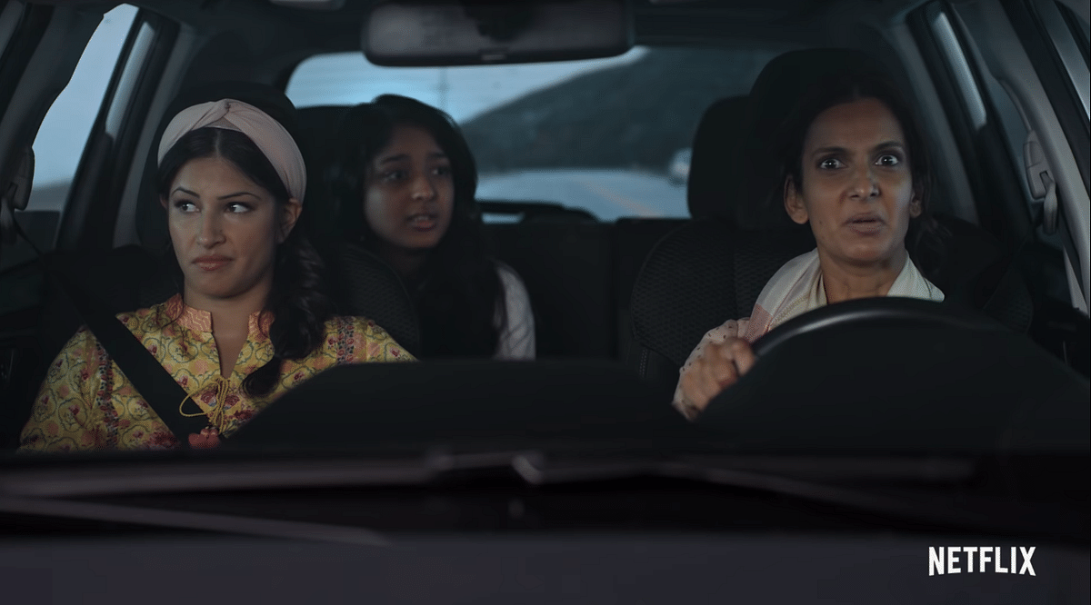 We're looking forward to having more screen time with Poorna Jagannathan.
