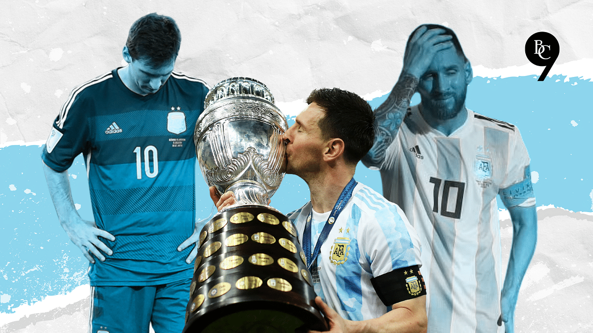 What does winning the Copa America really mean for Messi?