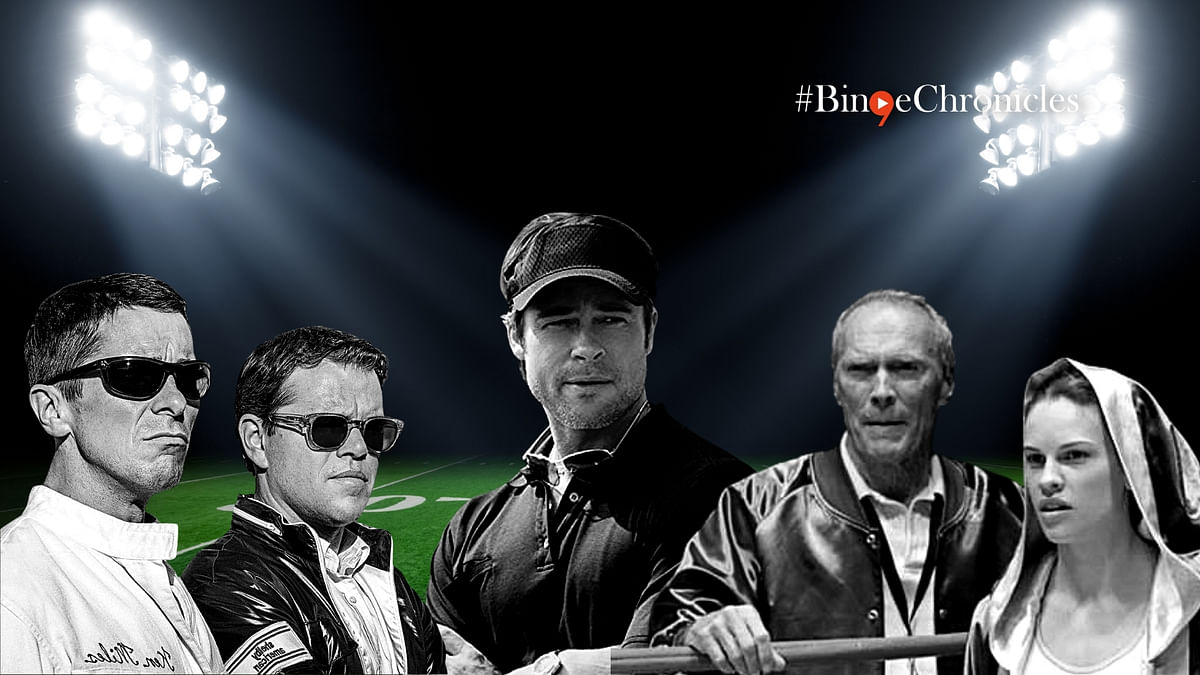 #BingeChonicles: Top 5 sports movies to watch this weekend