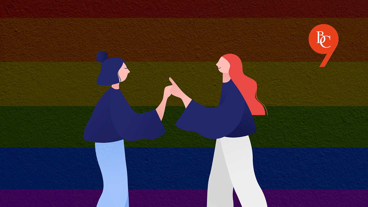 A fight for legalizing 'Same-sex marriage'