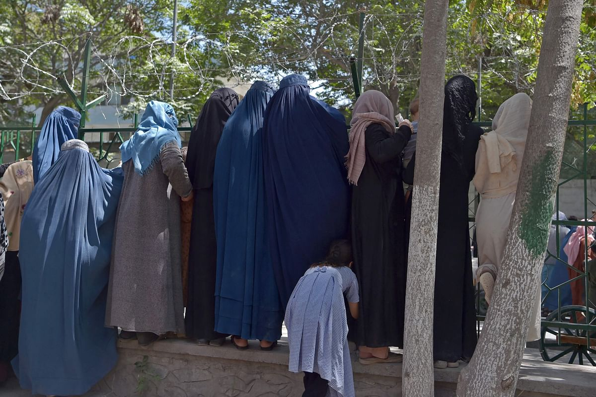 Taliban has taken over Afghanistan. What does this mean for Afghan women?