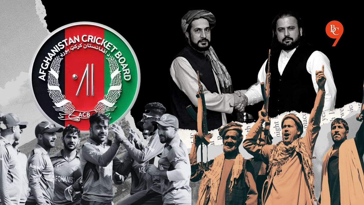 Why is the Taliban supporting cricket in Afghanistan?