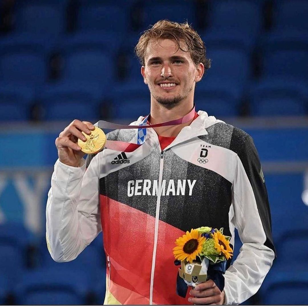 Zverev conquers Olympic glory