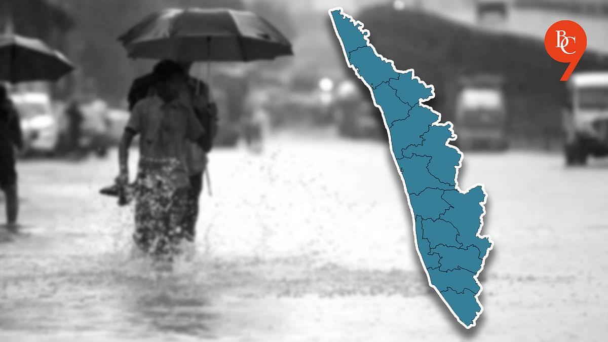 Why is Kerala facing heavy rains?