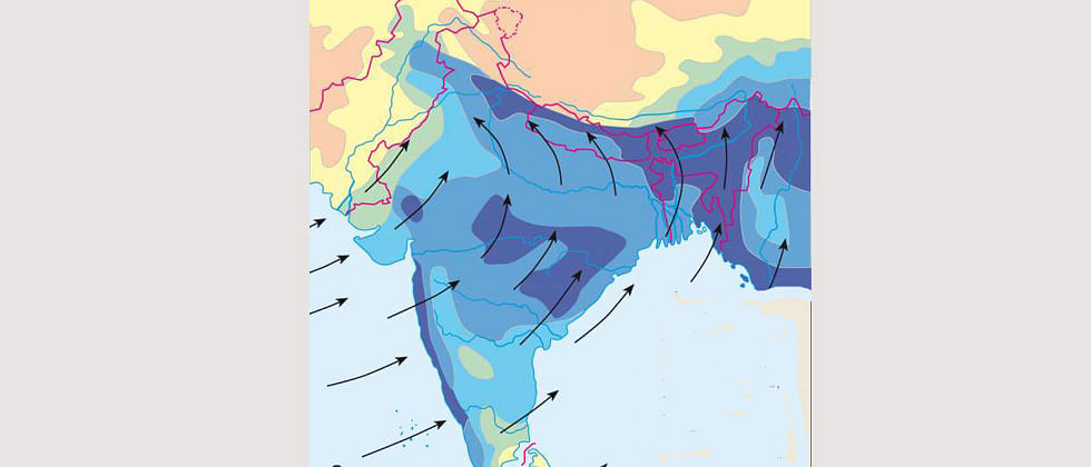 Southwest monsoon season may be normal in South Asia: Experts