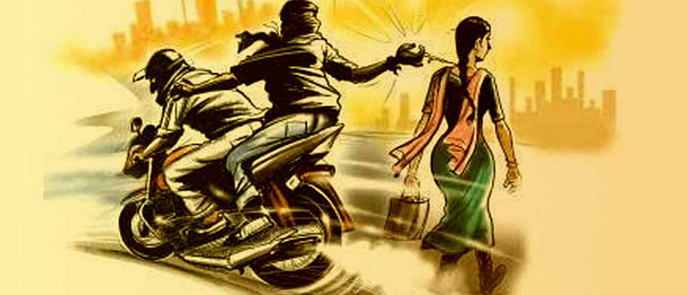 Pune: Real estate agent turns chain-snatcher due to the lockdown