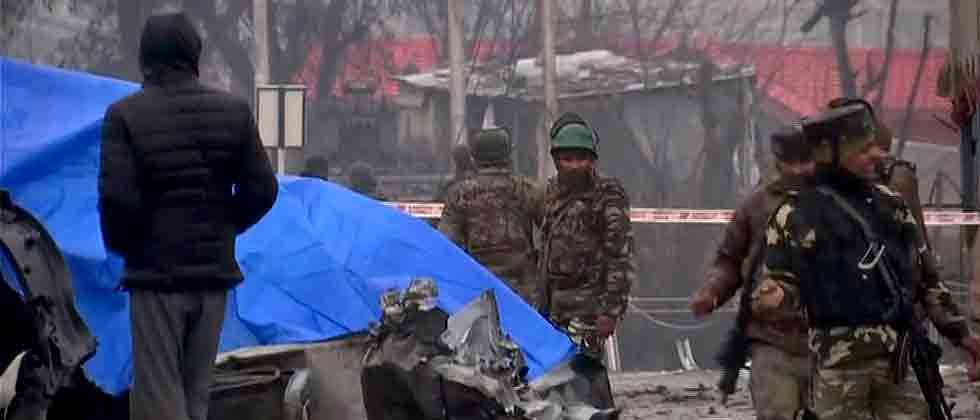 Pulwama terror strike 'matter of grave concern', says Pakistan as it rejects link to attack
