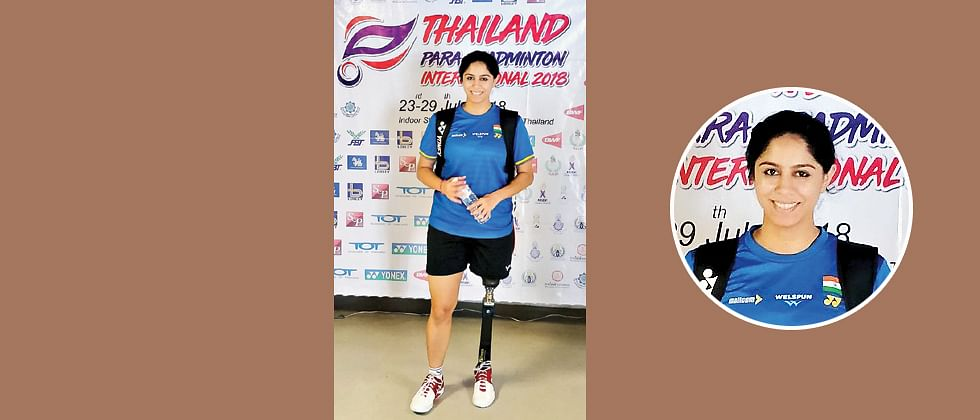 Manasi Joshi: A champion in the face of adversity