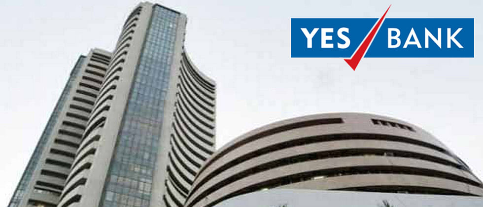 Markets extend fall to 3rd day; Yes Bank crashes 22 pc