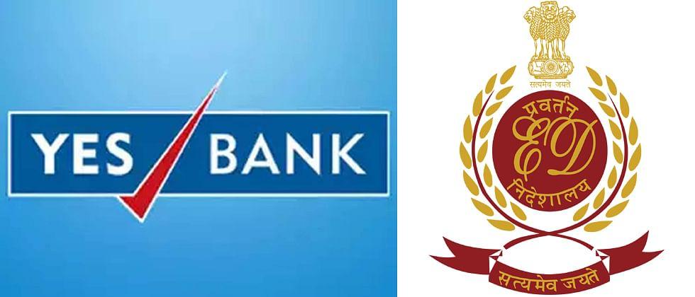 Yes Bank: ED raids five locations in Mumbai