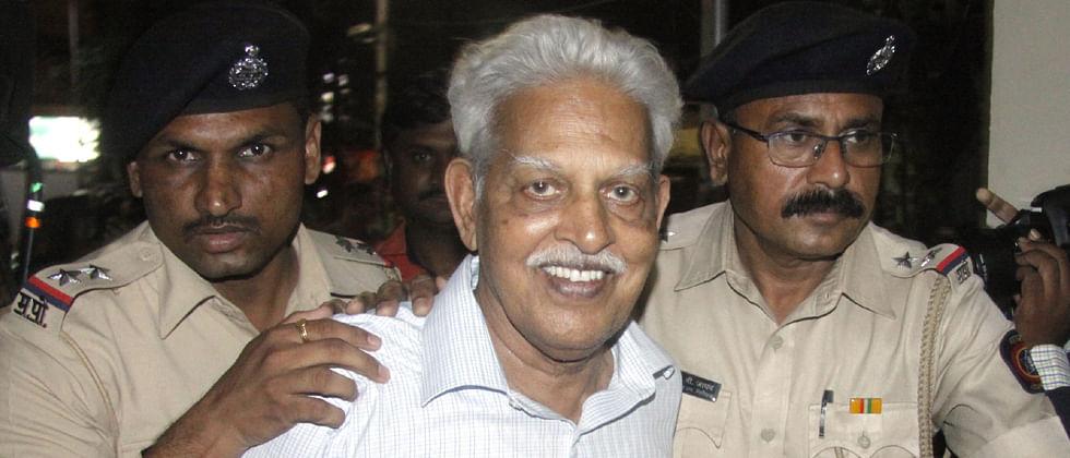 Bhima Koregaon: Ex-information commissioners urge Uddhav Thackeray to release Varavara Rao
