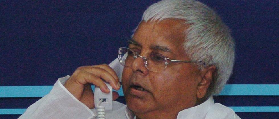 Lalu Prasad Yadav tried luring NDA MLAs, claims BJP