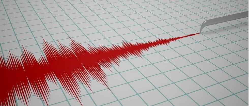 Earthquake of magnitude 4.8 jolts Andaman and Nicobar Islands