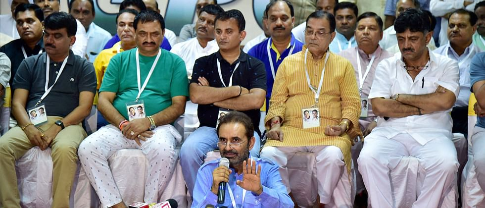 Gujarat Congress MLAs offered Rs 15 crore each to support BJP, claims Congress