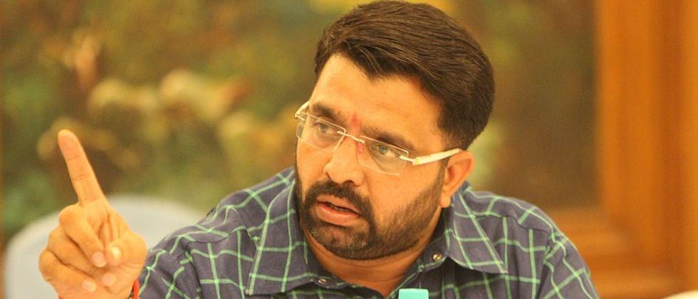 BJP MLA Mahesh Landge tests positive for COVID-19