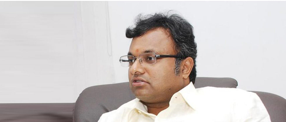 SC permits Karti Chidambaram to travel abroad on depositing Rs 10 cr security