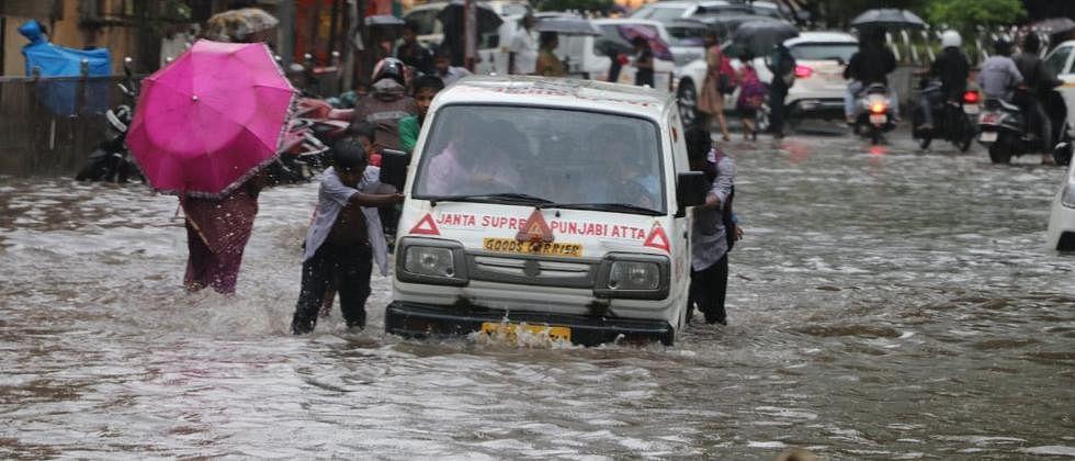 Mumbai rains: Heavy rainfall in city; IMD predicts more showers in Konkan