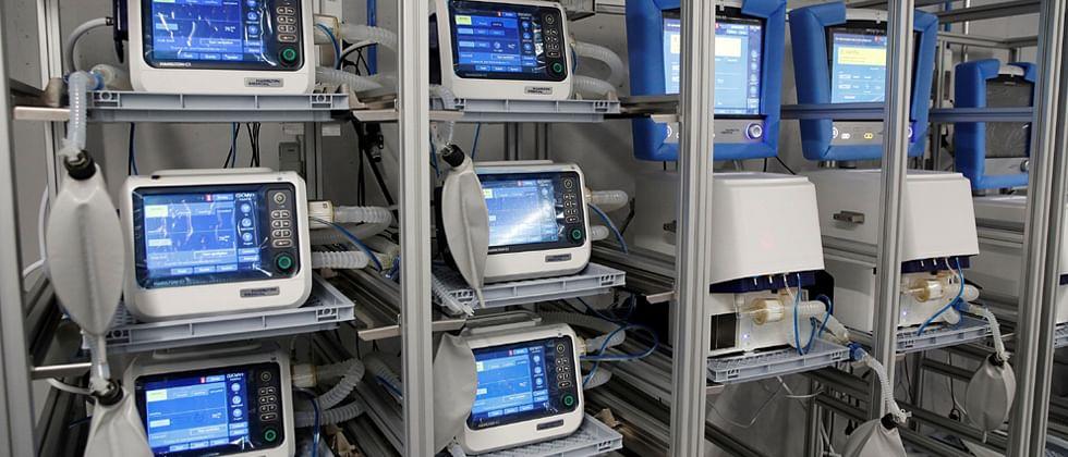 Coronavirus Pune: City-based AI firm to supply ventilators to government
