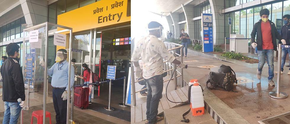 Pune airport resumes domestic flight operations