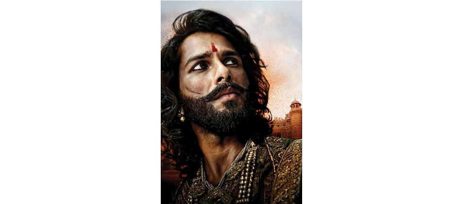 22 artisans worked over 4 months on Shahid's costumes in 'Padmavati'