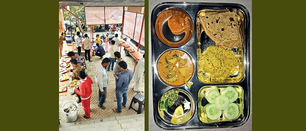 Shiv Bhojan Thali in Maharashtra witnesses increase in sale